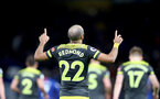 LONDON, ENGLAND - DECEMBER 26: Nathan Redmond of Southampton during the Premier League match between Chelsea FC and Southampton FC at Stamford Bridge on December 26, 2019 in London, United Kingdom. (Photo by Matt Watson/Getty Images)