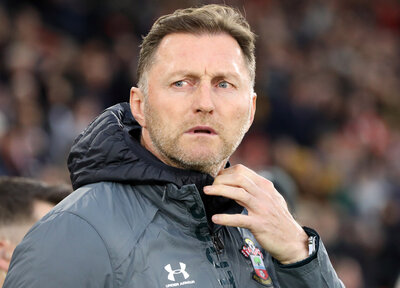 Hasenhüttl buoyed by improving Saints