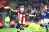 Smallbone and Vokins score as Saints march on