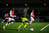 Saints bow out of the FA Youth Cup