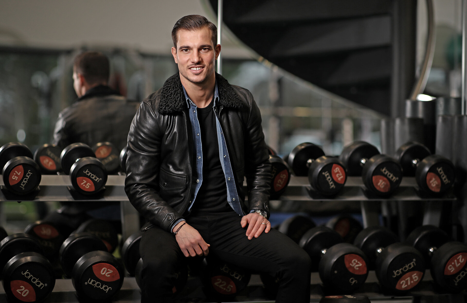 SOUTHAMPTON, ENGLAND - JANUARY 16: Cedric Soares of Southampton FC pictured for the Saints match day magazine at the Staplewood Campus on January 16, 2020 in Southampton, England. (Photo by Matt Watson/Southampton FC via Getty Images)