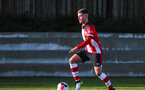 SOUTHAMPTON, ENGLAND - JANUARY 18: Jack Turner of Southampton FC during the Barclays Under 18 Premier League match between Southampton FC and Arsenal FC at the Staplewood Campus on January 18, 2020 in Southampton, England