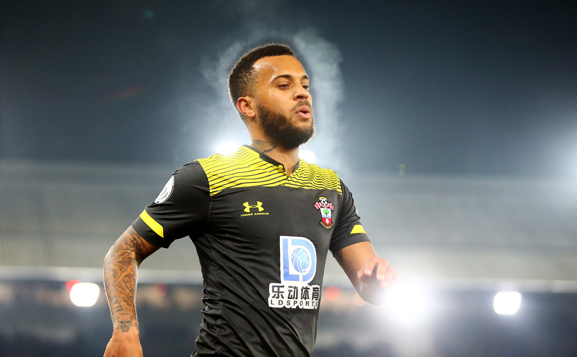 LONDON, ENGLAND - JANUARY 21: Ryan Bertrand of Southampton during the Premier League match between Crystal Palace and Southampton FC at Selhurst Park on January 21, 2020 in London, United Kingdom. (Photo by Matt Watson/Southampton FC via Getty Images)
