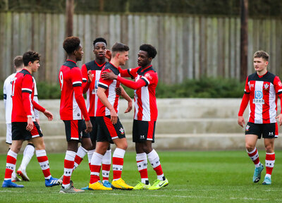 U18 Report: Saints 5-0 Swansea