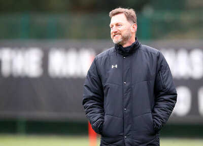 Hasenhüttl looks forward to cup action