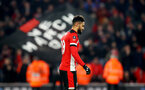 SOUTHAMPTON, ENGLAND - JANUARY 25: Sofiane Boufal of Southampton after scoring during the FA Cup Fourth Round match between Southampton FC and Tottenham Hotspur at St. Mary's Stadium on January 25, 2020 in Southampton, England. (Photo by Matt Watson/Southampton FC via Getty Images)