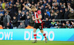 SOUTHAMPTON, ENGLAND - JANUARY 25: Stuart Armstrong during the FA Cup Fourth Round match between Southampton FC and Tottenham Hotspur at St. Mary's Stadium on January 25, 2020 in Southampton, England. (Photo by Chris Moorhouse/Southampton FC via Getty Images)