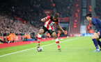 SOUTHAMPTON, ENGLAND - JANUARY 25: Kevin Danso during the FA Cup Fourth Round match between Southampton FC and Tottenham Hotspur at St. Mary's Stadium on January 25, 2020 in Southampton, England. (Photo by Chris Moorhouse/Southampton FC via Getty Images)