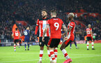 SOUTHAMPTON, ENGLAND - JANUARY 25: Sofiane Boufal during the FA Cup Fourth Round match between Southampton FC and Tottenham Hotspur at St. Mary's Stadium on January 25, 2020 in Southampton, England. (Photo by Isabelle Field/Southampton FC via Getty Images)