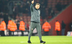 SOUTHAMPTON, ENGLAND - JANUARY 25: Ralph Hasenhuttl during the FA Cup Fourth Round match between Southampton FC and Tottenham Hotspur at St. Mary's Stadium on January 25, 2020 in Southampton, England. (Photo by Isabelle Field/Southampton FC via Getty Images)