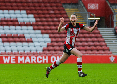 Rachel Panting wins Goal of the Season 2019/20