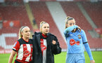 SOUTHAMPTON, ENGLAND - JANUARY 26: during the Women's FA Cup Fourth Round match between Southampton FC and Coventry United Ladies at St. Mary's Stadium on January 26, 2020 in Southampton, England. (Photo by Isabelle Field/Southampton FC via Getty Images)