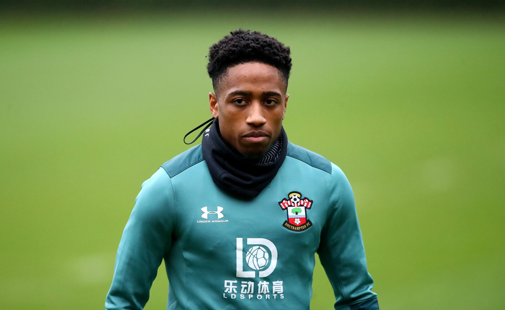 SOUTHAMPTON, ENGLAND - JANUARY 30: Kyle Walker-Peters during a Southampton FC training session at the Staplewood Campus on January 30, 2020 in Southampton, England. (Photo by Matt Watson/Southampton FC via Getty Images)