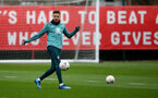 SOUTHAMPTON, ENGLAND - FEBRUARY 04: Jan Bednarek during a Southampton FC training session at the Staplewood Campus on February 04, 2020 in Southampton, England. (Photo by Matt Watson/Southampton FC via Getty Images)