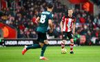 SOUTHAMPTON, ENGLAND - FEBRUARY 15: James Ward-Prowse of Southampton during the Premier League match between Southampton FC and Burnley FC at St Mary's Stadium on February 15, 2020 in Southampton, United Kingdom. (Photo by Matt Watson/Southampton FC via Getty Images)