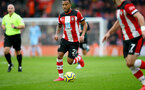 SOUTHAMPTON, ENGLAND - FEBRUARY 15: Ryan Bertrand of Southampton during the Premier League match between Southampton FC and Burnley FC at St Mary's Stadium on February 15, 2020 in Southampton, United Kingdom. (Photo by Matt Watson/Southampton FC via Getty Images)