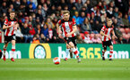 SOUTHAMPTON, ENGLAND - FEBRUARY 22: Stuart Armstrong of Southampton during the Premier League match between Southampton FC and Aston Villa at St Mary's Stadium on February 22, 2020 in Southampton, United Kingdom. (Photo by Matt Watson/Southampton FC via Getty Images)