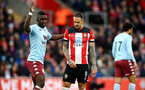 SOUTHAMPTON, ENGLAND - FEBRUARY 22: Danny Ings(R) of Southampton during the Premier League match between Southampton FC and Aston Villa at St Mary's Stadium on February 22, 2020 in Southampton, United Kingdom. (Photo by Matt Watson/Southampton FC via Getty Images)