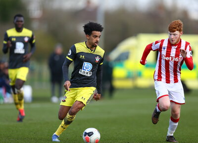 U23 Gallery: Stoke 4-1 Saints