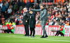 SOUTHAMPTON, ENGLAND - MARCH 07: Ralph Hasenhuttl of Southampton during the Premier League match between Southampton FC and Newcastle United at St Mary's Stadium on March 07, 2020 in Southampton, United Kingdom. (Photo by Matt Watson/Southampton FC via Getty Images)
