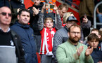 SOUTHAMPTON, ENGLAND - MARCH 07: during the Premier League match between Southampton FC and Newcastle United at St Mary's Stadium on March 7, 2020 in Southampton, United Kingdom. (Photo by Isabelle Field/Southampton FC via Getty Images)