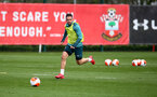 SOUTHAMPTON, ENGLAND - MARCH 11: Danny Ings during a Southampton FC training session at the Staplewood Campus on March 11, 2020 in Southampton, England. (Photo by Matt Watson/Southampton FC via Getty Images)