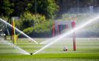 SOUTHAMPTON, ENGLAND - MAY 19: A general view as Southampton FC players return to training following Covid-19 restrictions being relaxed, at the Staplewood Campus on May 19, 2020 in Southampton, England. (Photo by Matt Watson/Southampton FC via Getty Images)