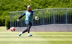 SOUTHAMPTON, ENGLAND - MAY 29: Harry Lewis during a Southampton FC training session, at the Staplewood Campus on May 29, 2020 in Southampton, England. (Photo by Matt Watson/Southampton FC via Getty Images)