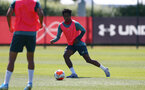 SOUTHAMPTON, ENGLAND - MAY 29: Kyle Walker-Peters during a Southampton FC training session, at the Staplewood Campus on May 29, 2020 in Southampton, England. (Photo by Matt Watson/Southampton FC via Getty Images)