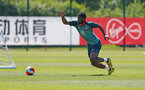 SOUTHAMPTON, ENGLAND - MAY 29: Kevin Danso during a Southampton FC training session, at the Staplewood Campus on May 29, 2020 in Southampton, England. (Photo by Matt Watson/Southampton FC via Getty Images)