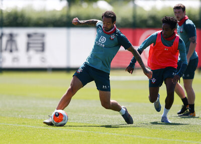 Gallery: Training resumption continues