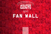 Super Saints Fan Wall: find yourself!