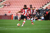Report: Saints stage Bristol City friendly