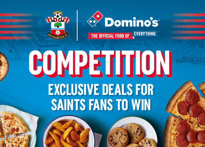 Win a Domino's pizza bundle for Bournemouth!