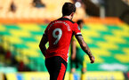 NORWICH, ENGLAND - JUNE 19: Danny Ings during the Premier League match between Norwich City and Southampton FC at Carrow Road on June 19, 2020 in Norwich, United Kingdom. (Photo by Matt Watson/Southampton FC via Getty Images)