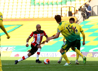 Highlights: Norwich 0-3 Saints