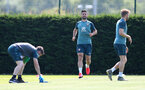 SOUTHAMPTON, ENGLAND - JUNE 23: Shane Long during a Southampton FC training session at the Staplewood Campus on June 23, 2020 in Southampton, England. (Photo by Matt Watson/Southampton FC via Getty Images)