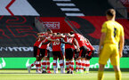 SOUTHAMPTON, ENGLAND - JUNE 25: during the Premier League match between Southampton FC and Arsenal FC at St Mary's Stadium on March 21, 2020 in Southampton, United Kingdom. (Photo by Matt Watson/Southampton FC via Getty Images)