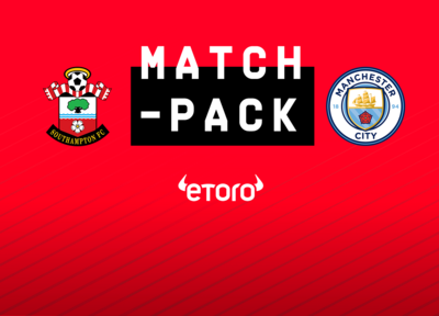 Match Pack: Saints vs Man City