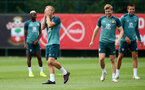 SOUTHAMPTON, ENGLAND - JULY 03: James Ward-Prowse during a Southampton FC training session at the Staplewood Campus on July 03, 2020 in Southampton, England. (Photo by Matt Watson/Southampton FC via Getty Images)