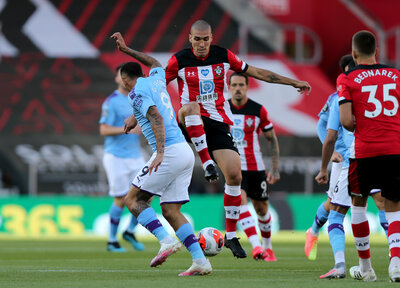 Highlights: Saints 1-0 Man City