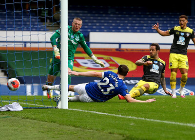 Ings scores again but Saints held at Everton
