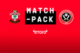 Match Pack: Saints v Sheffield United