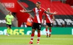 SOUTHAMPTON, ENGLAND - JULY 26: Danny Ings of Southampton during the Premier League match between Southampton FC and Sheffield United at St Mary's Stadium on April 17, 2020 in Southampton, United Kingdom. (Photo by Matt Watson/Southampton FC via Getty Images)