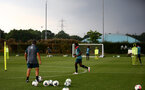 SOUTHAMPTON, ENGLAND - August 13: general view during a Southampton U18 training session at Staplewood Training ground on August 13, 2020 in Southampton, England. (Photo by Isabelle Field/Southampton FC via Getty Images)