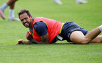 SOUTHAMPTON, ENGLAND - AUGUST 25: Danny Ings during a Southampton FC training session at the Staplewood Campus on August 25, 2020 in Southampton, England. (Photo by Matt Watson/Southampton FC via Getty Images)