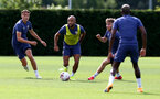 SOUTHAMPTON, ENGLAND - AUGUST 28: Nathan Redmond during a Southampton FC training session at the Staplewood Campus on August 28, 2020 in Southampton, England. (Photo by Matt Watson/Southampton FC via Getty Images)