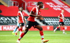 SOUTHAMPTON, ENGLAND - SEPTEMBER 1: Allan Tchaptchet of Southampton during a pre-season friendly match between Southampton U23 and Coventry City at St Mary's Stadium on September 1, 2020 in Southampton, United Kingdom. (Photo by Isabelle Field/Southampton FC)
