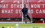 SOUTHAMPTON, ENGLAND - SEPTEMBER 02: Fraser Forster during a Southampton FC training session at the Staplewood Campus on September 02, 2020 in Southampton, England. (Photo by Matt Watson/Southampton FC via Getty Images)