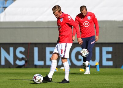 Ward-Prowse earns first England start